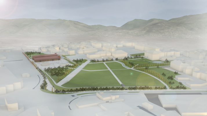 Masterplan – Riqualificazione dell'area degli ex Magazzini Generali a Brescia (2015)