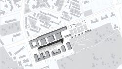 Masterplan – Riqualificazione di Piazza D'Armi nel quartiere di Baggio a Milano (2014)