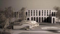 Progetto – Padiglione per l'Arte la Moda e il Design nel Giardino della Triennale (2015)